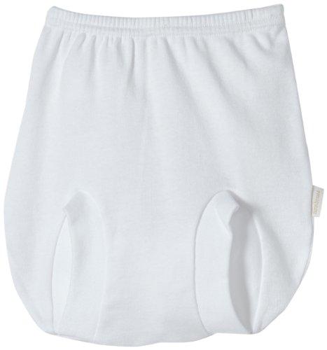 Cambrass - Body blanco de 100% algodón, talla: 74cm