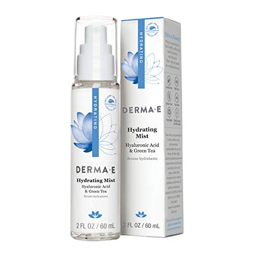 Derma E Facial Moisturizer Hyalurons-ure Hydrating Mist 2 fl.oz. 223156 - Hydrating Facial Mist