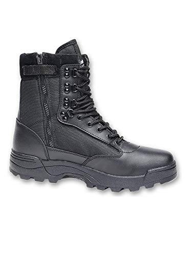 Brandit Zipper Tactical Stiefel schwarz EU40
