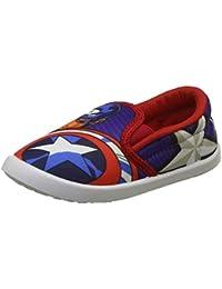 Disney Bata Boy's Burton Orange Indian Shoes - 3 Kids UK/India (20 EU)(4398012)