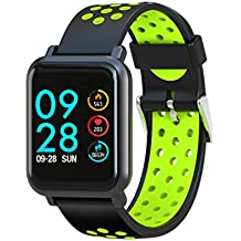 Leotec MultiSport Helse - Smartwatch, color verde