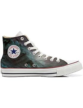 Converse All Star Customized - zapatos personalizados (Producto Artesano) Perfect Wave