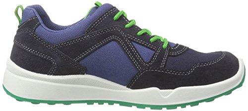 Superfit - Strider, Sneaker basse Bambino Blu (Blu (OCEAN KOMBI 81))