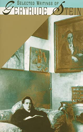 Selected Writings of Gertrude Stein par Gertrude Stein