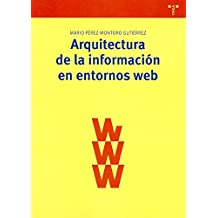 Arquitectura de la información en entornos web (Biblioteconomía y Administración cultural)