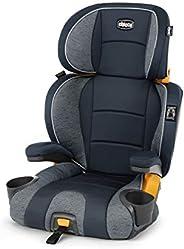 KidFit Zip 2-in-1 Belt-Positioning Booster Car Seat