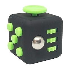 Idea Regalo - WUYANSE Cube Fidget Toys Mini Gioco cubo e Puzzle per Lo Stress e Anti-ansia per Bambini e Adulti