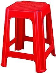 Nilkamal Plastic Red Stool 07