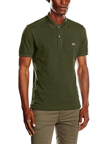 Lacoste Herren Poloshirt Vert (Bocage)