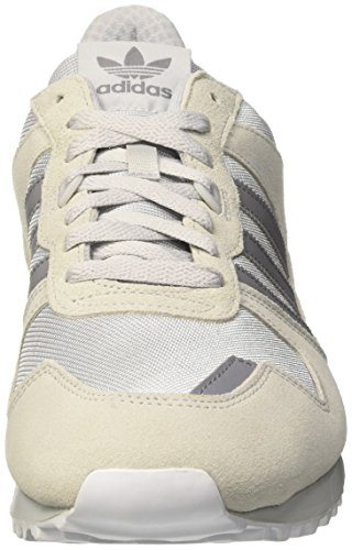 Adidas Unisex-erwachsene Zx 700 Weiß Low-top (trasparente Onix / Grigio / Ftwr Bianco)