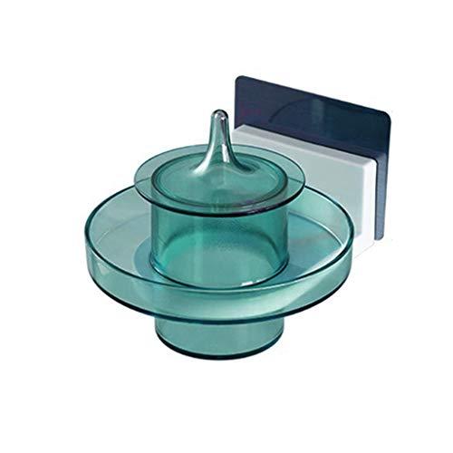 Lucky Mall Kreative Haus Dekoration Transparente Schmuck Aufbewahrungsbox, Ohrringe Ring Armband Halskette Aufbewahrungskiste