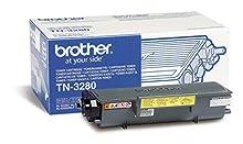Brother TN3280 Toner Originale Alta Capacità, fino a 8000 Pagine, per Stampanti Brother Serie 5000 e 8000, Nero