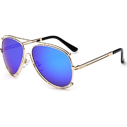 O-C Damen Sonnenbrille Blau C3