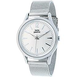 THINKPOSITIVE, Womens watch, Model SE W 131 A Big Milano Steel, Steel Bracelet, Unisex