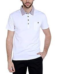 Dream Of Glory Inc. Men's Cotton Polo T-Shirt (XS-8XL)