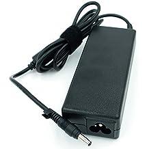 Bonne qualite Cargador, transformador, alimentación, adaptador sector Compatible para HP Pavilion dv2600Entertainment Notebook PC series, 19V, 4,74A 90W, PC Diagnóstico