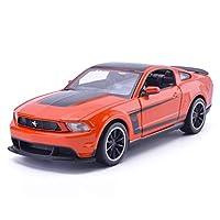 Descrizione del prodottoNome prodotto: modello di autoCategoria: Ford Mustang BOSSColore: bianco, arancioneDimensioni: 20x8.7x6 cmRapporto: 1:24Materiale: metallo, plastica, gommaEtà applicabile: 8 anni o piùPrestazioni del prodotto: la porta può ess...