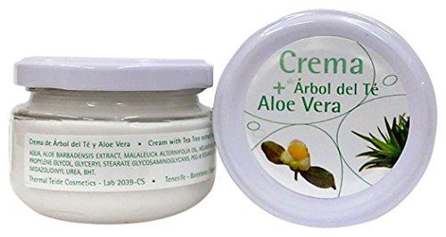 Thermal Teide 160100 - Crema árbol té aloe vera