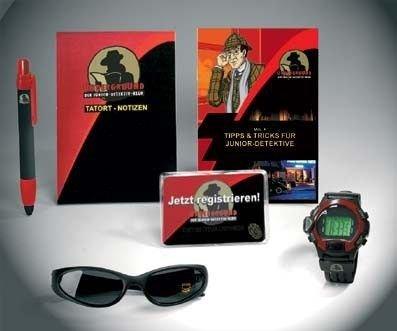 Happy People 63900 - Underground LCD-Uhr & Sonnen-