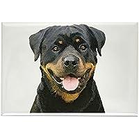 CafePress–Rottweiler–Rettangolare magnete, 5,1x 7,6cm frigorifero magnete