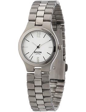Boccia Damen-Armbanduhr Titan  3082-01