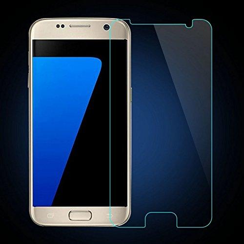 Schutzglas Folie für Samsung Galaxy S7 2016 SM-G930 5.1 Display Schutz 9H Schutzglas Smartphone G930F NEU