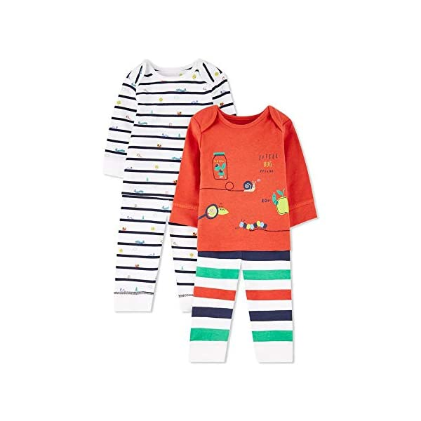 Mothercare Conjuntos de Pijama para Bebés 2