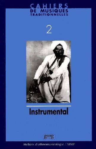 Cahiers de musique traditionnelles 2: Instrumental