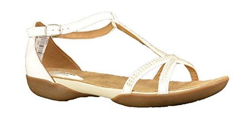 Clarks Raffi Star White Leather