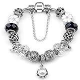 QWERST Bracelets De Charme Femmes Fashion Bracelet Pendentif Bijoux DIY Cadeau 21Cm