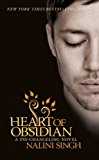 Heart of Obsidian: A Psy-Changeling Novel (Psy-Challenging Book 12)