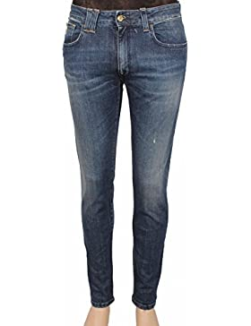 Jeans uomo CYCLE MPT100 D1138 2814 Comm. 887 Denim 11 OZ Stretch Regular