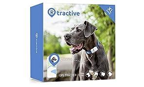 Tractive Localizzatore GPS per cani. Il dispositivo leggero e impermeabile per ogni collare - Edizione XL