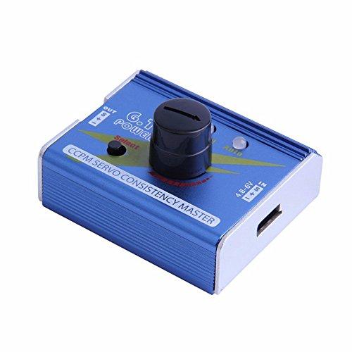 VIDOO Gt Power Aluminum Shell Multifunktionaler Servo Esc Tester