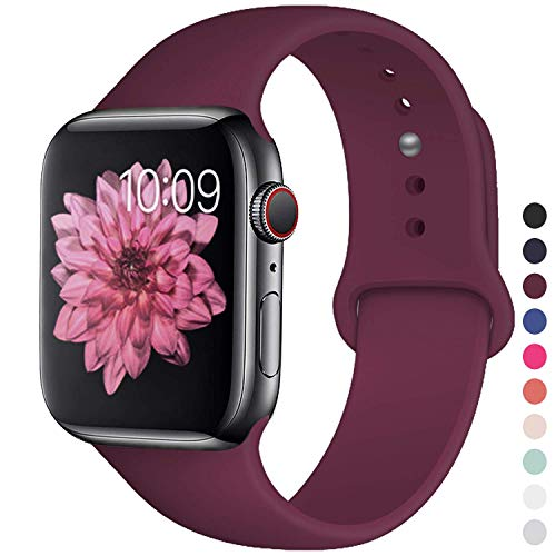 IBander Sport Correa Compatible Apple Watch 44m 42mm