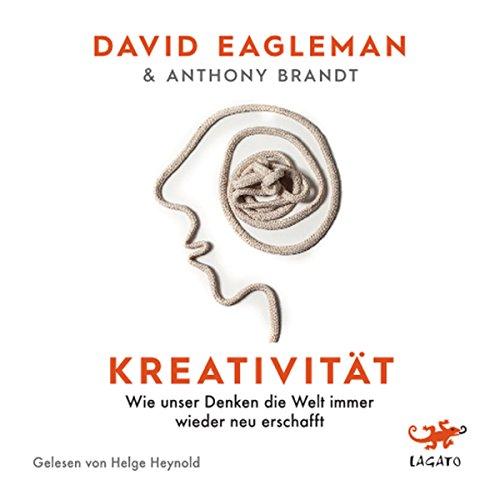 Buchseite und Rezensionen zu 'Kreativität' von David Eagleman