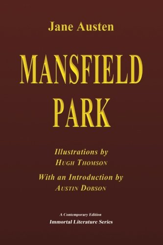 mansfield-park-immortal-literature-series