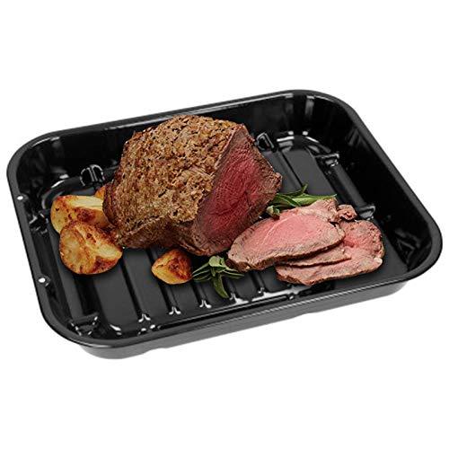 Spares2go viande Joint Plat à rôtir pour Falcon four cuisinière (290mm X 340mm x 50mm) Fitment List E
