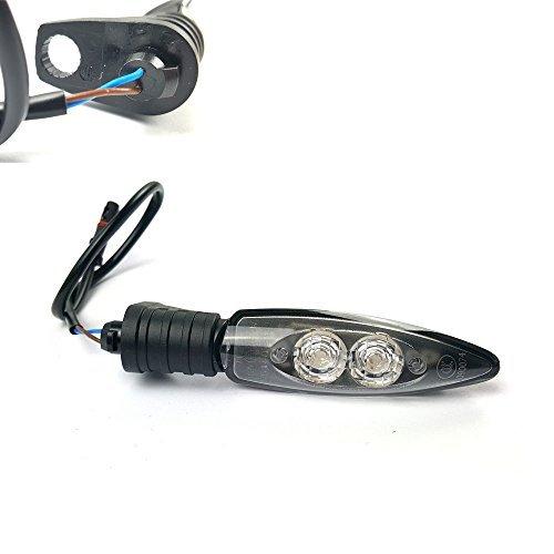 Preisvergleich Produktbild BMW LED Motorrad Blinker nineT Scrambler kurz K F R 650 700 800 1200 63138522499