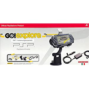SONY PSP NAVIGAT.EXPLORE+RICEV.+ SUPP E ADAT.AUTO