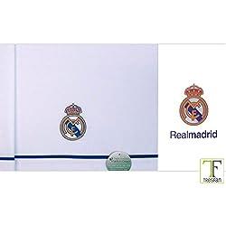 Sábana Cuna Real Madrid C.F 120x60