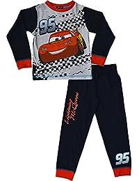 laylawson Jungen Disney Cars 3 100% Baumwolle Lange Ärmel Pyjamas PJ Nachtwäsche