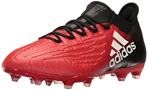 adidas Herren X 16.2 Fg Fußballschuhe rot - schwarz