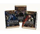 Die Krondor-Saga, Band 1-3: Die Verschwörung der Magier / Im Labyrinth der Schatten / Die Tränen der Götter - Raymond Feist