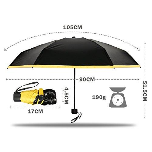 Zoom IMG-3 super mini ombrello camtoa ultraleggero