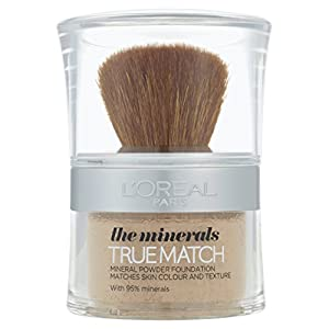 L'Oreal Paris True Match Minerals Foundation - 10g