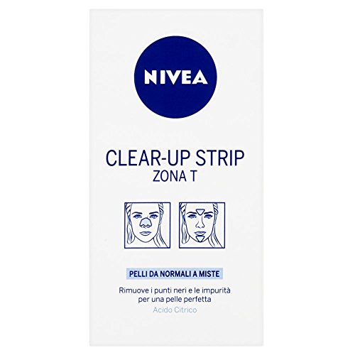 Nivea visage cleansing clear-up strips