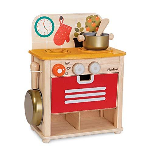 Spielzeugsets ABS Kitchen Playsets Kiden Kitchen Toys Mini Kochen Spielzeug Wasserdichte...