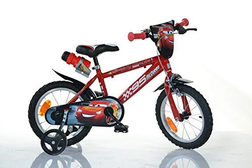 "Cars Fahrrad Kinderfahrrad 14\"" Zoll - Disney Lizenz # NEU"
