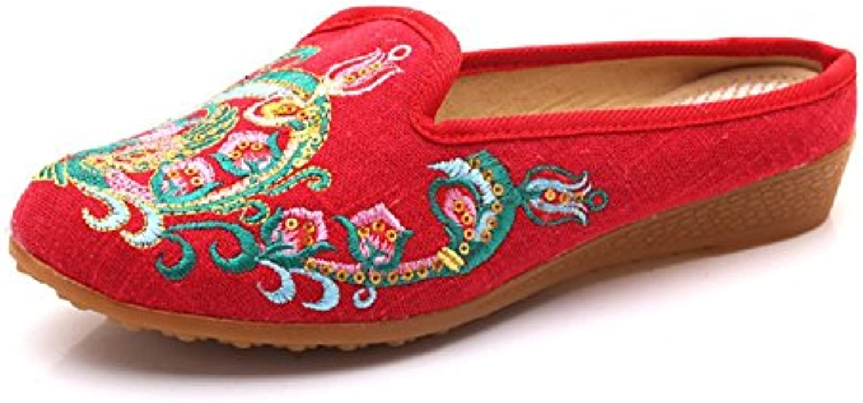 Gentiluomo Signora Lazutom Pantofole Donna Ogni articolo descritto è disponibile Elegante e affascinante Nuovo design diversificato | Prezzo economico  | Maschio/Ragazze Scarpa